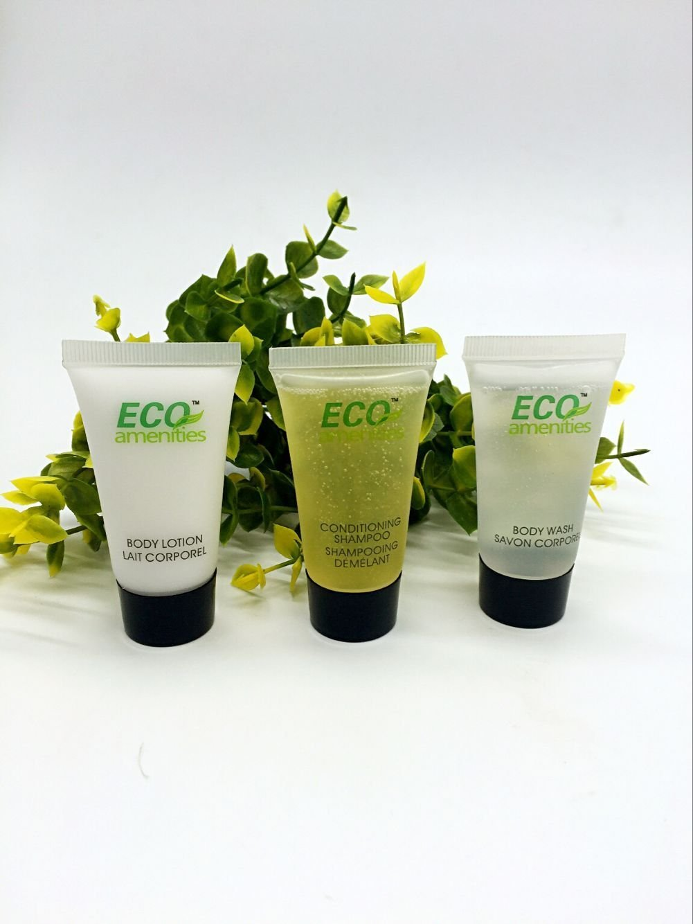 ECO AMENITIES Travel Size Body Lotion - set 2