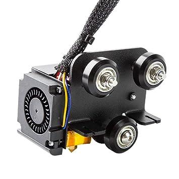 Aibecy - Kit de extrusores para impresora 3D (producto oficial, 3 ...