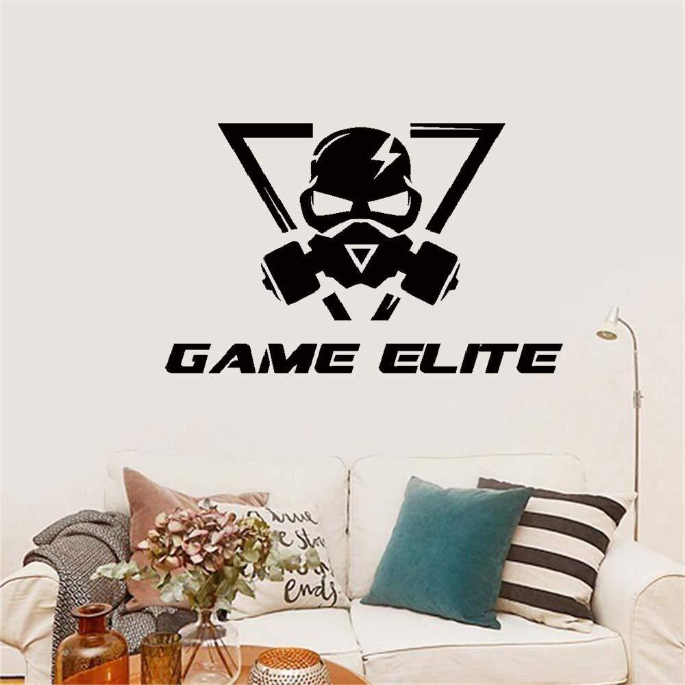 pegatinas de pared tortugas ninja Juego Elite Video Game ...