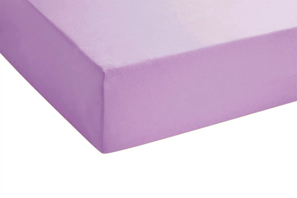 Biberna 77144//555//046 60 x 120 cm natur Beige Lenzuolo con angoli in Jersey elasticizzato 70 x 140 cm
