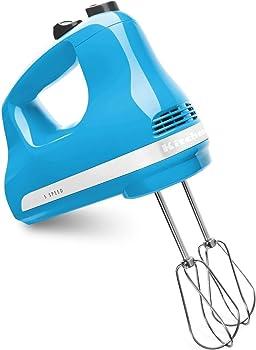 KitchenAid KHM512CL Ultra Power 5-Speed Hand Mixer
