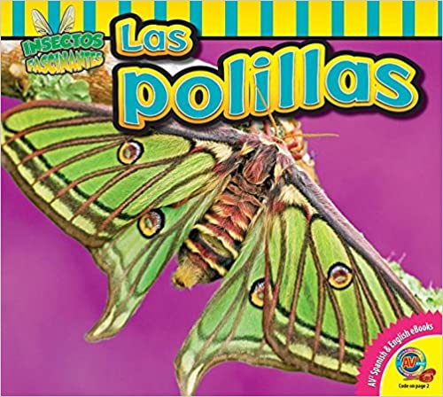 Descarga gratuita de libros en línea. Las Polillas (Insectos Fascinantes / Fascinating Insects) 1489627154 CHM