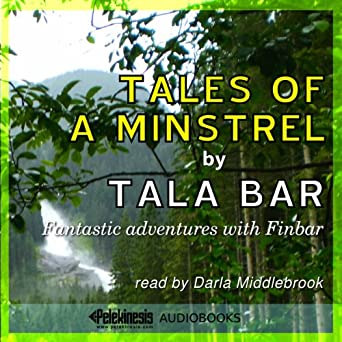 A new book of fantasy tales about an adventurous minstrel.