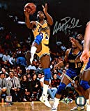 Magic Johnson Signed Autographed Los Angeles Lakers 8x10 Photo TRISTAR COA