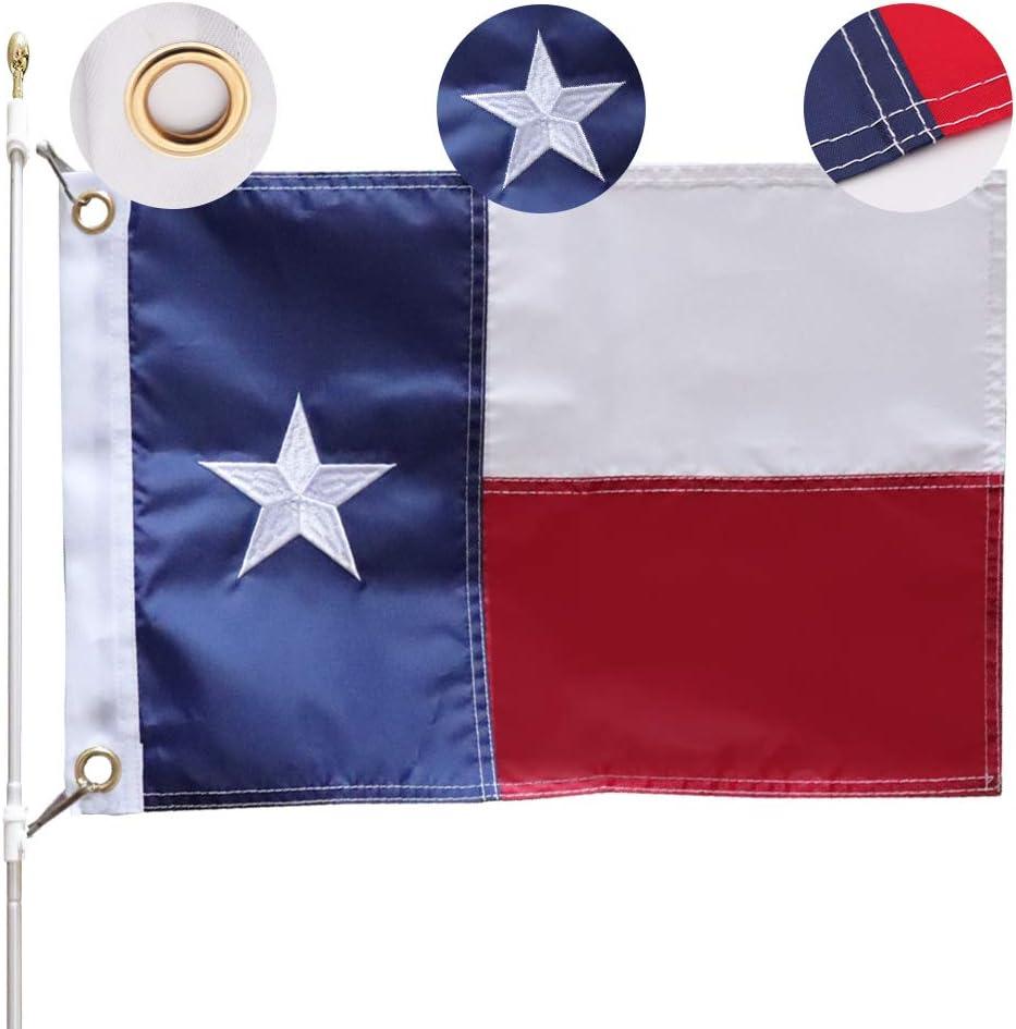 HOOSUN Texas State Flag 12