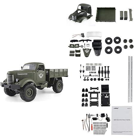 JJRC Q61 - Maqueta de camión con mando a distancia para ...