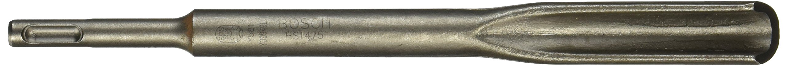 Bosch HS1475 10 In. Gouging Chisel SDS-plus Bulldog Hammer Steel