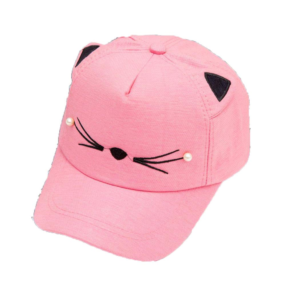 Lovely Pearl Cry Cat Caps Baby Baseball Caps Baby Sun Hat Spring Summer Blue at Amazon Womens Clothing store: