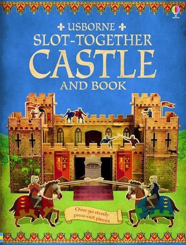 (Slot Together Castle by Simon Tudhope (2014-10-01) )