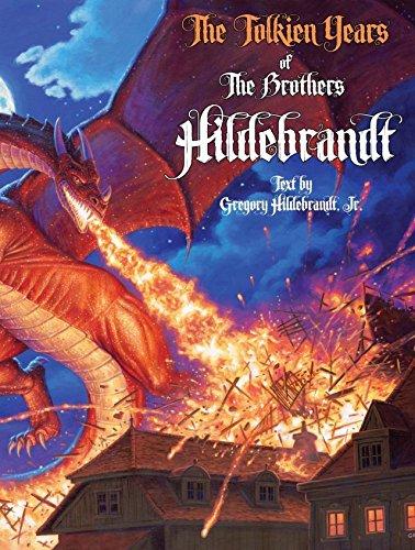 The Tolkien Years of the Brothers Hildebrandt (Dynamite Art Books) Hildebrandt Fantasy Art