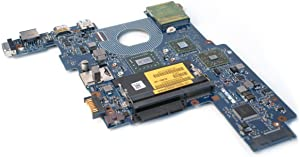 Genuine Dell LA-6132P, 0YWKV, GYXJF, C9CT8, Inspiron 1120 Inspiron M101Z AMD Athlon II Neo K145 Laptop Notebook Motherboard Main Logic Board Compatible Part Numbers: GYXJF, C9CT8, LA-6132P, 0YWKV