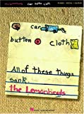 Lemonheads Car Button Cloth, Lemonheads, 079358132X