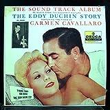CARMEN CAVALLARO the eddy duchin story LP Used_VeryGoodDL 8289 Mono 1st Vinyl Record