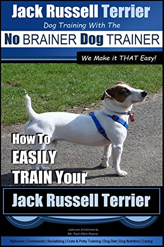Jack Russell Terrier | Dog Training With The ~ No BRAINER for sale  Delivered anywhere in USA