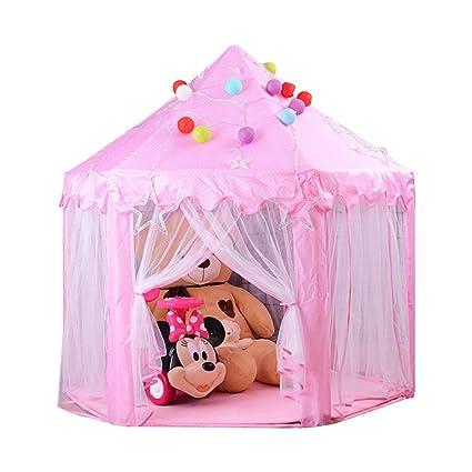 Carpa infantil Tienda de juegos para niños castillo ...