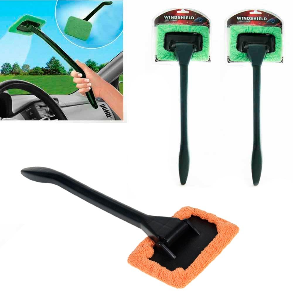 windshield cleaning tool car glass cleaner mirror window wiper 1 pc handy wipes. Black Bedroom Furniture Sets. Home Design Ideas