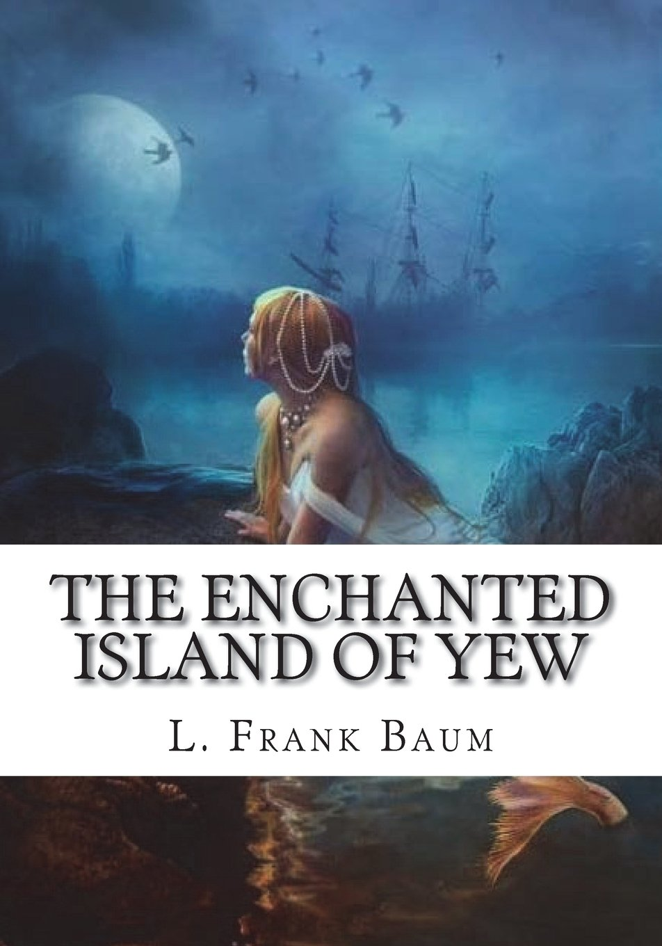 Read Online The Enchanted Island of Yew pdf