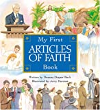 My First Articles of Faith Book