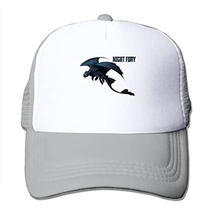 cb89a4fb0d9 Amazon.com  Avis N How To Train Your Dragon Mesh Hat Trucker Caps ...