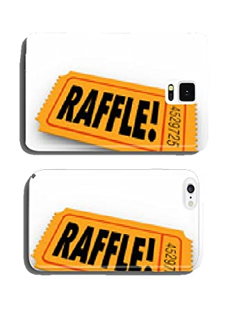 Raffle Ticket Word Enter Contest Winner Prize Drawing cell phone