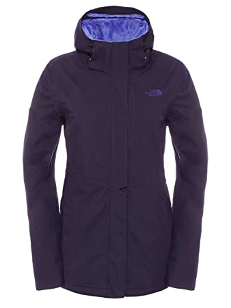 c4dff24da554 The North Face Women s Inlux Insulated Jacket  Amazon.co.uk  Sports ...