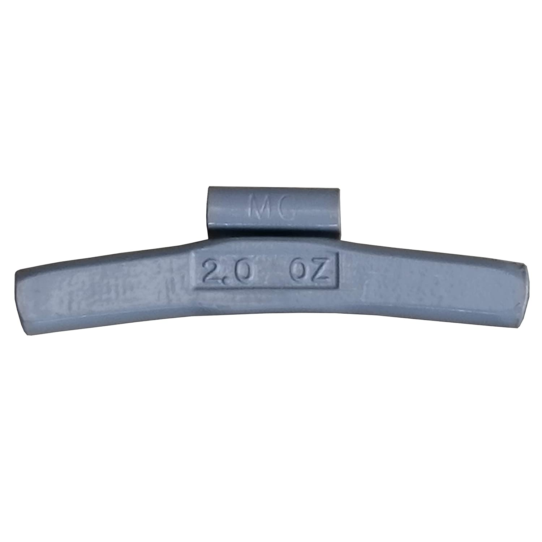 Harzole MC-250 1BOX 25pcs 2.5 oz Lead Free MC Type Wheel Weight 25pcs CWA-250