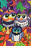 Best Home-X Bird Houses - Toland Home Garden Owl Family 28 x 40 Review