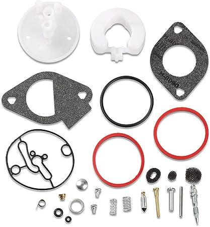 796184 Rebuild Kit Master Overhaul Nikki Carbs and Fuel Solenoid Valve for B/&S