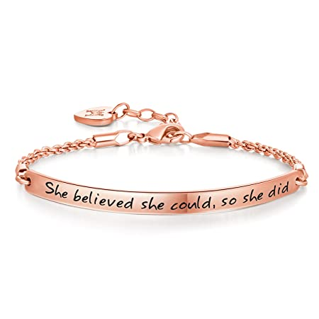 Inspirational Jewelry Gifts & Engraved Message