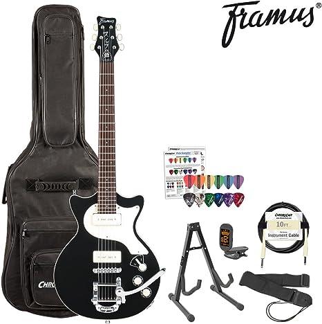 Framus jb-usm-fas189693bpashfr-kit-1 Earl Slick P90 B5 guitarra ...