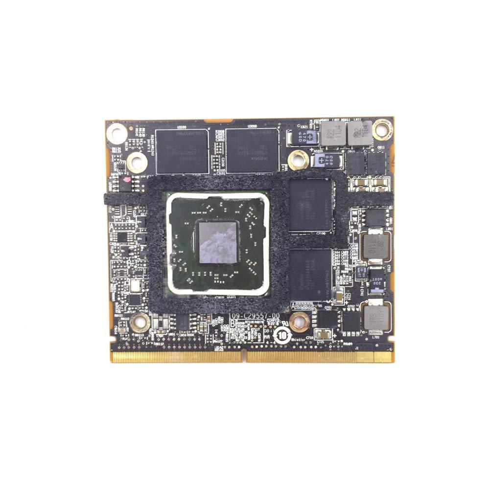 Amazon.com: Tarjeta gráfica HD6770 HD 6770M HD6770M para ...