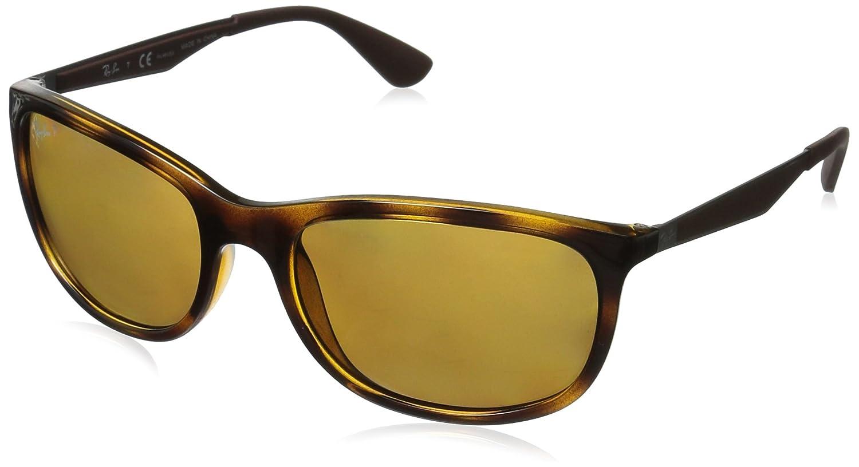 698c010ae8 Ray-Ban Polarized Square Men s Sunglasses - (0RB4267710 8359
