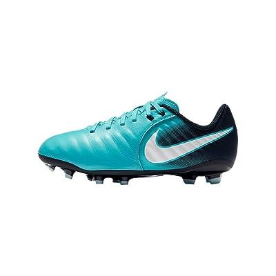 897725–414Kids 'Nike Jr. Tiempo Ligera IV (FG)