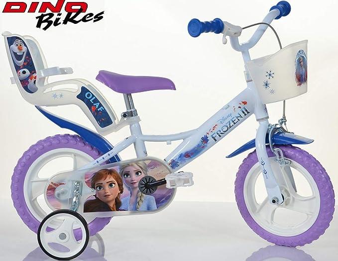Cicli Puzone Bici 12 Frozen Dino Bikes Art. 124RL-FZ3 Modelo Nuevo ...