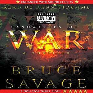 Casualties of War Audiobook