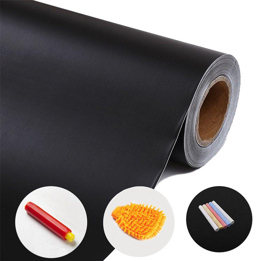 Pizarra Adhesiva Borrable WER Pizarra Pegatina Adhesiva Lámina Protección del medio ambiente