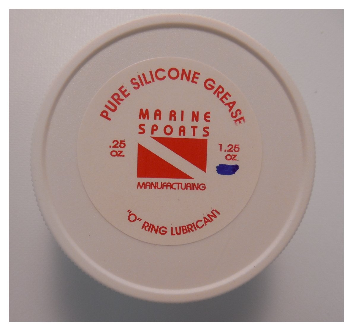 Marine Sports Manufacturing Silicone Grease 1.25 oz by Marine Sports Manufacturing