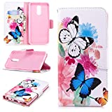 #4: mellonlu LG Stylo 4 Case, LG Q Stylus Case, LG Stylo 4 Plus Case, LG Stylus 4 Case, Premium PU Leather Flip Fold Wallet Case [Card Holder] [Kickstand Feature] Magnetic Protective Phone Cover