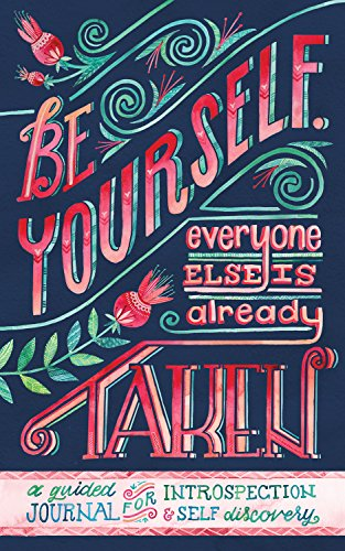 Studio Journal (Studio Oh! 86401  Self-Discovery Guided Journal, Be Yourself)