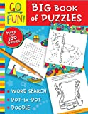 Go Fun! Big Book of Puzzles, Accord Publishing Staff, 1449443869