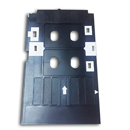 Pvc Id Card Tray For Epson T50 P50 T60 Artisan50 R260 R290 Pvc Id Card Tray 1pcs Calendars, Planners & Cards Business Cards