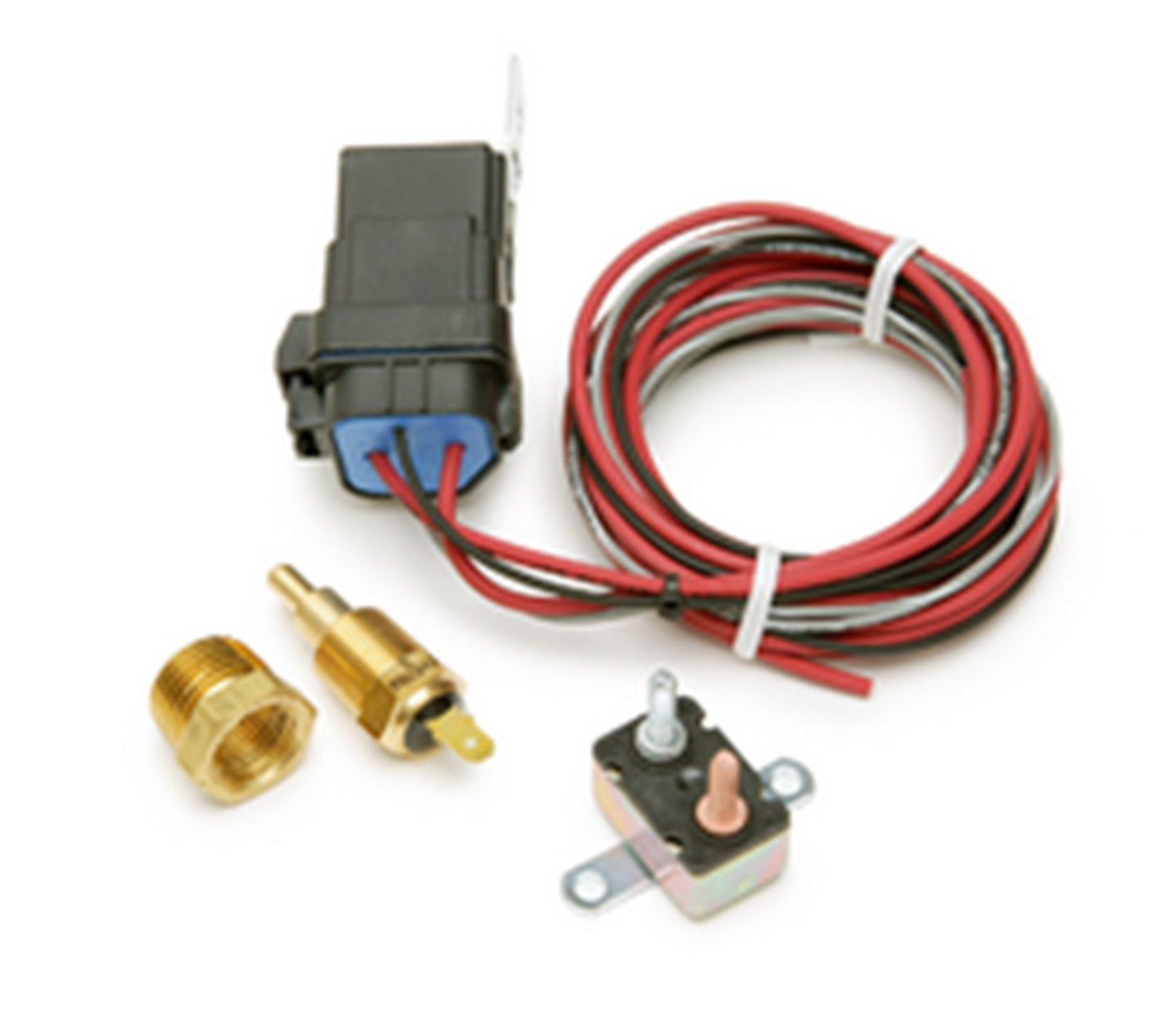 Painless 30129 Waterproof Fan Relay (on 185, off 175) by Painless