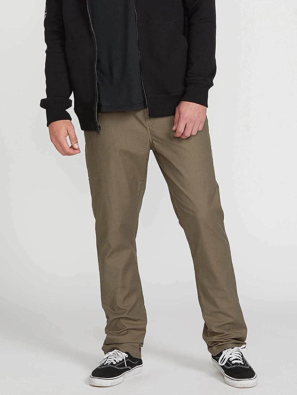 Volcom Mens Riser 16 Comfort Chino Pant