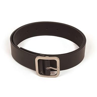 ROMQUEEN Cinturón de Piel Sintética para Mujer Cinturón ...