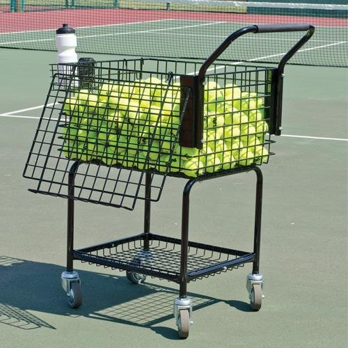 Image of Ball Storage BSN Sports Deluxe Teaching Cart