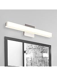 Vanity lighting fixtures amazon kitchen bath fixtures jusheng vanity mozeypictures Image collections