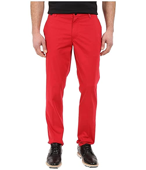 Nike 2016 Dri-Fit Modern Tech Woven Flat Front Funky Pants Mens Golf  Trousers (