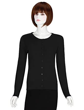 ADAMARIS Cardigans For Women Black Cardigan Sweaters For Women ...