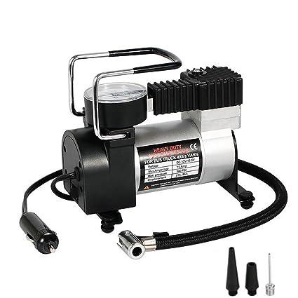 atliprime Car Tire Inflator 100 PSI DC 12V Portable Air Compressor Pump Portable Tire Inflator with