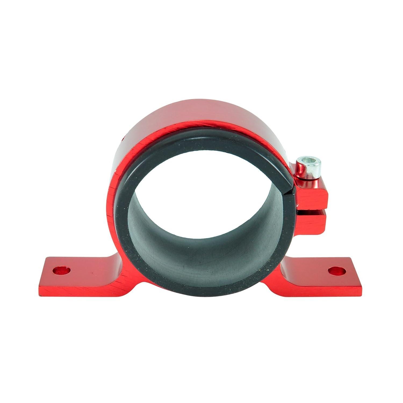 Rot Farbe Halter Kraftstoffpumpe 60mm